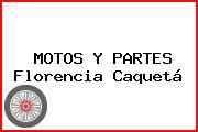 MOTOS Y PARTES Florencia Caquetá