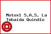 Motox1 S.A.S. La Tebaida Quindío