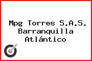 Mpg Torres S.A.S. Barranquilla Atlántico