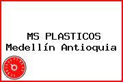 MS PLASTICOS Medellín Antioquia