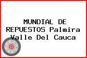 MUNDIAL DE REPUESTOS Palmira Valle Del Cauca