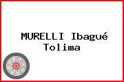 MURELLI Ibagué Tolima