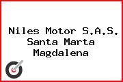 Niles Motor S.A.S. Santa Marta Magdalena