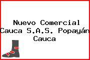 Nuevo Comercial Cauca S.A.S. Popayán Cauca