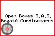 Open Boxes S.A.S. Bogotá Cundinamarca