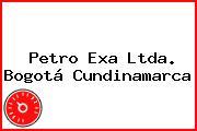Petro Exa Ltda. Bogotá Cundinamarca