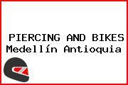 PIERCING AND BIKES Medellín Antioquia