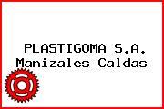 PLASTIGOMA S.A. Manizales Caldas