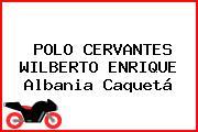 POLO CERVANTES WILBERTO ENRIQUE Albania Caquetá