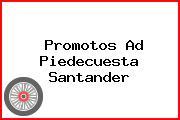 Promotos Ad Piedecuesta Santander