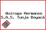 Quiroga Hermanos S.A.S. Tunja Boyacá