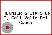 REGNIER & CÍA S EN C. Cali Valle Del Cauca