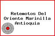 Retemotos Del Oriente Marinilla Antioquia