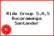 Ride Group S.A.S Bucaramanga Santander