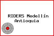 RIDERS Medellín Antioquia