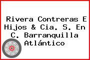 Rivera Contreras E Hijos & Cia. S. En C. Barranquilla Atlántico