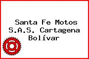 Santa Fe Motos S.A.S. Cartagena Bolívar