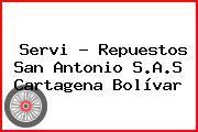 Servi - Repuestos San Antonio S.A.S Cartagena Bolívar