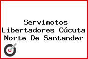 Servimotos Libertadores Cúcuta Norte De Santander