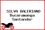 SILVA BALERIANO Bucaramanga Santander
