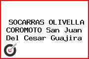 SOCARRAS OLIVELLA COROMOTO San Juan Del Cesar Guajira