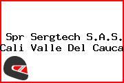 Spr Sergtech S.A.S. Cali Valle Del Cauca