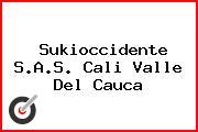 Sukioccidente S.A.S. Cali Valle Del Cauca