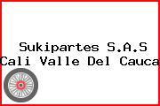 Sukipartes S.A.S Cali Valle Del Cauca