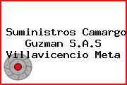 Suministros Camargo Guzman S.A.S Villavicencio Meta