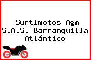 Surtimotos Agm S.A.S. Barranquilla Atlántico