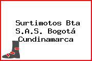 Surtimotos Bta S.A.S. Bogotá Cundinamarca