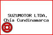 SUZUMOTOR LTDA. Chía Cundinamarca