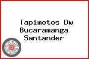 Tapimotos Dw Bucaramanga Santander