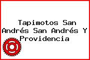 Tapimotos San Andrés San Andrés Y Providencia