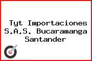 Tyt Importaciones S.A.S. Bucaramanga Santander