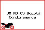 UM MOTOS Bogotá Cundinamarca