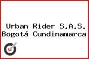 Urban Rider S.A.S. Bogotá Cundinamarca
