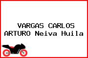 VARGAS CARLOS ARTURO Neiva Huila
