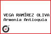 VEGA RAMÍREZ OLIVA Armenia Antioquia