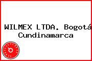 WILMEX LTDA. Bogotá Cundinamarca