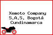 Xemoto Company S.A.S. Bogotá Cundinamarca