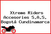Xtreme Riders Accesories S.A.S. Bogotá Cundinamarca