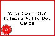 Yama Sport S.A. Palmira Valle Del Cauca