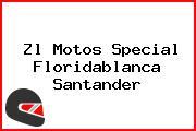 Zl Motos Special Floridablanca Santander