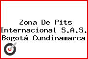 Zona De Pits Internacional S.A.S. Bogotá Cundinamarca