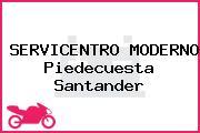 SERVICENTRO MODERNO Piedecuesta Santander