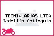 TECNIALARMAS LTDA Medellín Antioquia