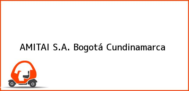 Teléfono, Dirección y otros datos de contacto para AMITAI S.A., Bogotá, Cundinamarca, Colombia