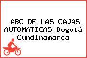 ABC DE LAS CAJAS AUTOMATICAS Bogotá Cundinamarca