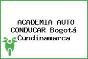 ACADEMIA AUTO CONDUCAR Bogotá Cundinamarca
